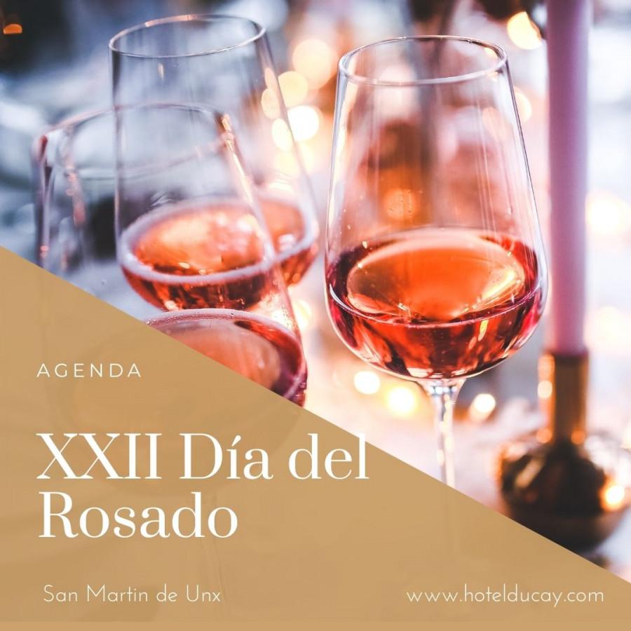 Día del rosado en San Martín de Unx