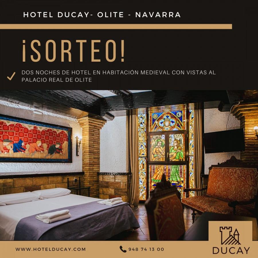 sorteo-hotel-ducay-olite