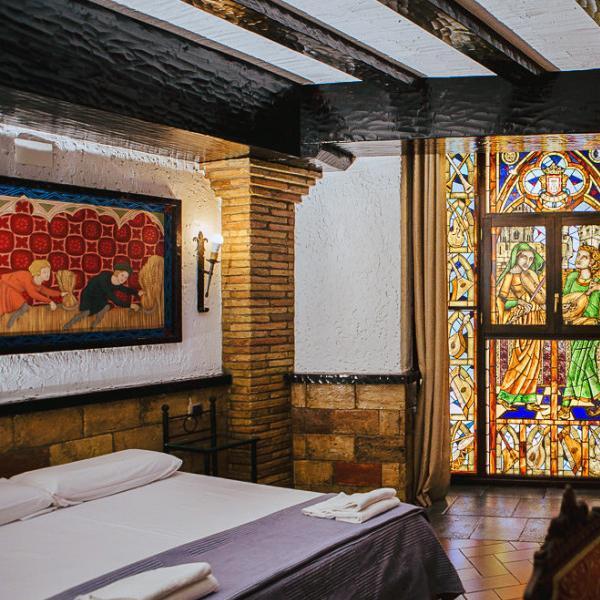 Habitación medieval 104