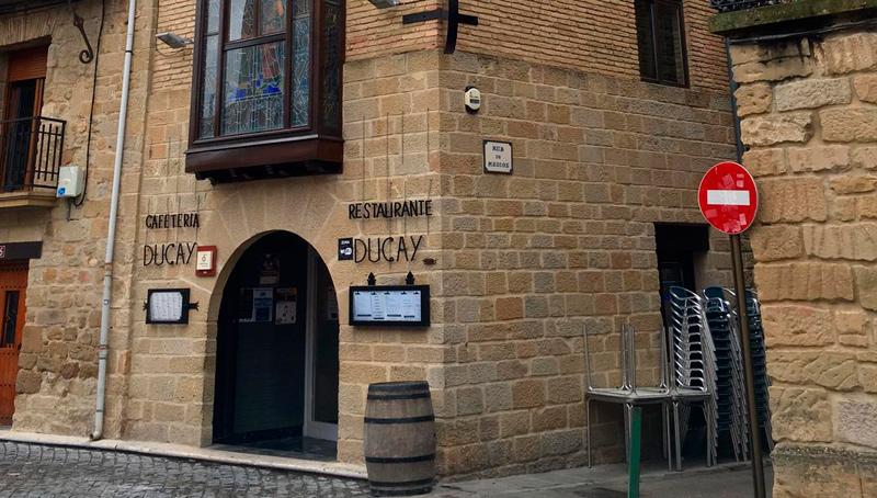 Hotel Ducay en Olite