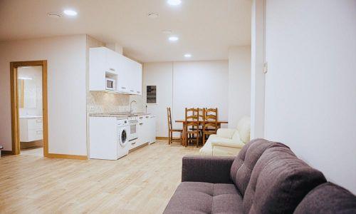 GALERÍA DE FOTOS Alojamiento en Olite apartamento