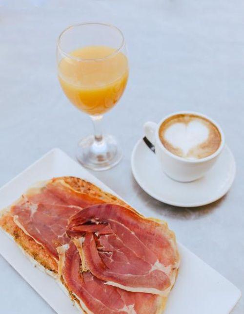 GALERIA DE FOTOS Desayunos en Olite