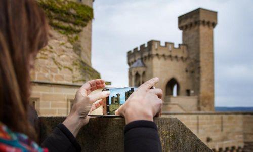 Turismo Navarra Visitas al castillo de Olite