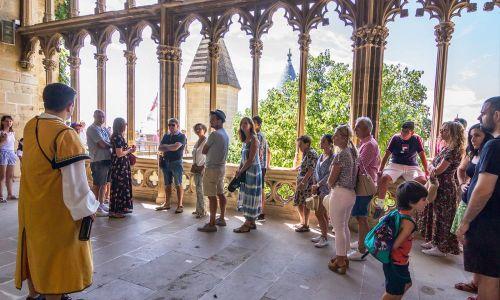 Turismo Navarra Visitas guiadas Olite