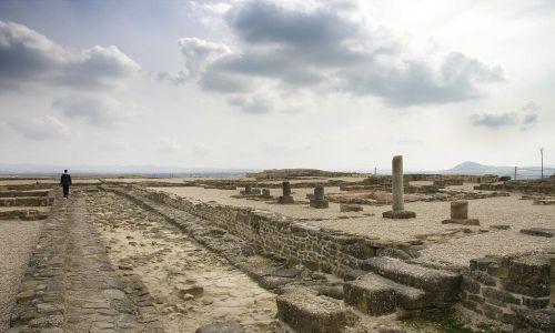 Turismo Navarra Ciudad romana de andelos, Navarra