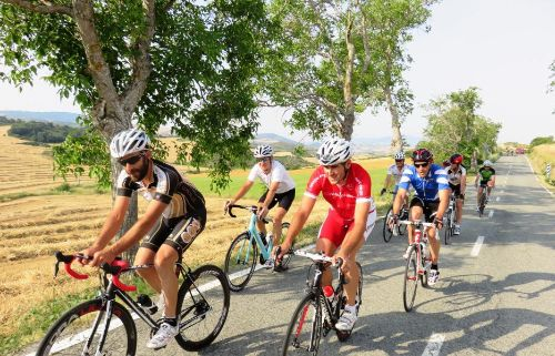 Turismo Navarra Rutas en Bici por Navarra