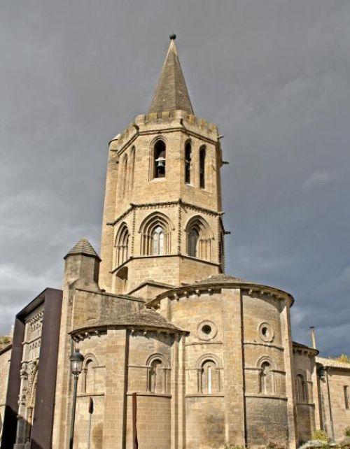 Turismo Navarra Santa Maria la Real de Sangüesa
