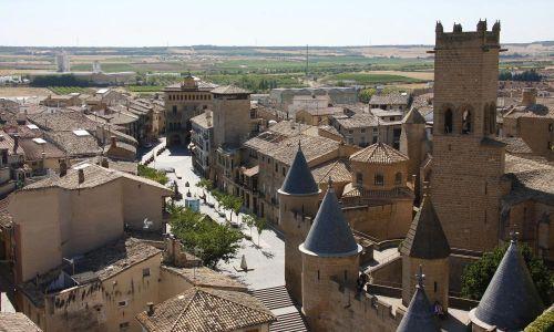 Turismo Navarra Turismo en Olite, Navarra