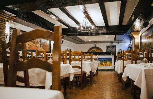 Restaurante en Olite Navarra