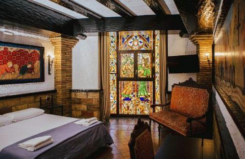 Habitación Medieval en Olite