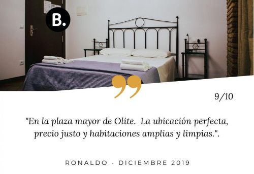 Booking hotel Olite