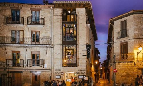 Galería de fotos Restaurantes cerca del castillo de Olite