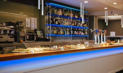 GALERÍA DE FOTOS Bar terraza en Olite Navarra