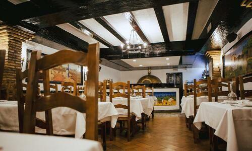 GALERÍA DE FOTOS Restaurante Olite Navarra